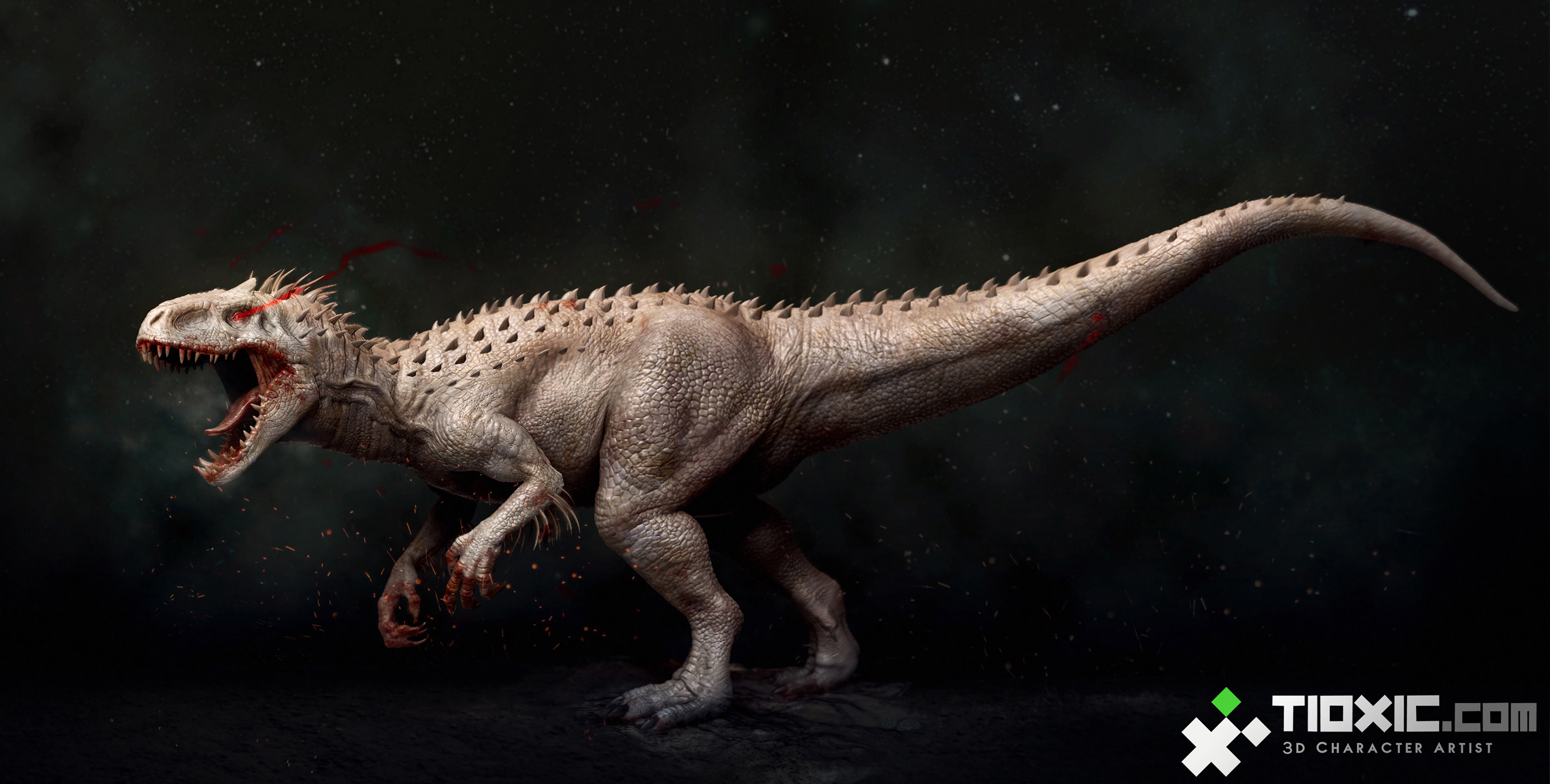 Indominus Rex - full version