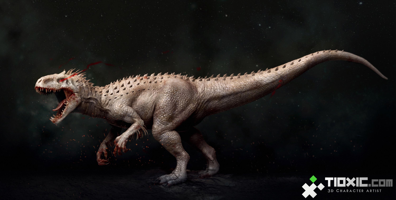 Indominus Rex - full version