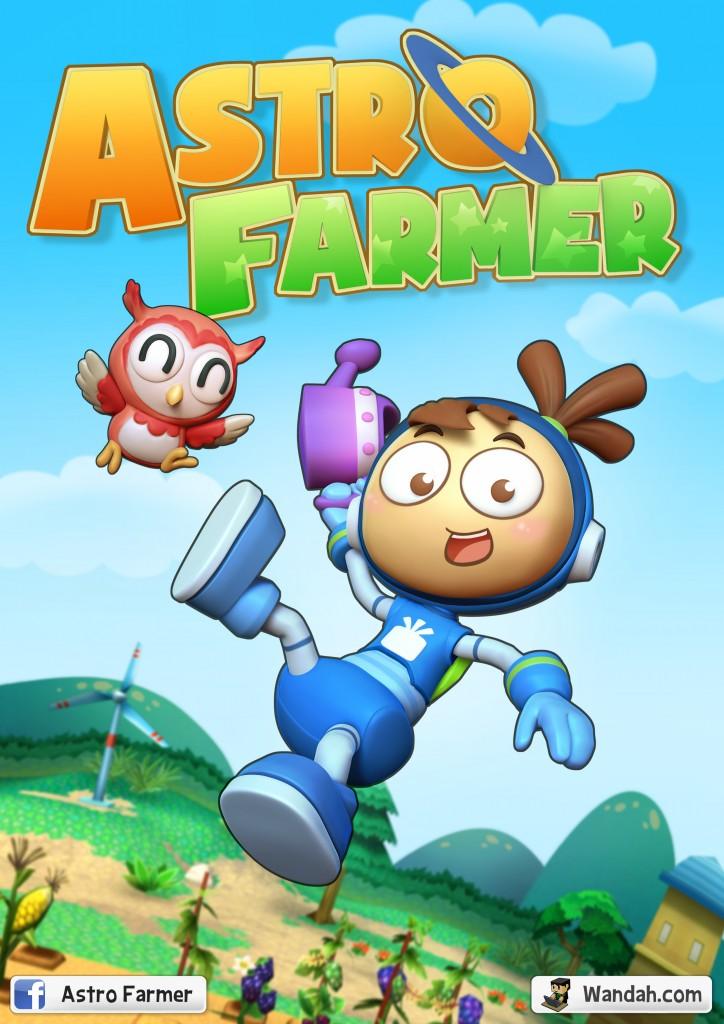 Poster baru Astro Farmer