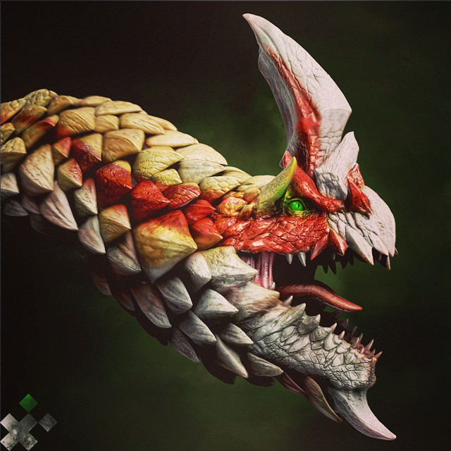 Seregios Monster Hunter 4 Ultimate